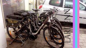 vélo de prêt